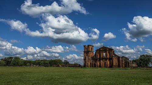 Ruínas jesuíticas /// Jesuit ruins
