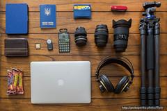 Packing For Vacation (Andriy Prokopenko) Tags: thingsorganizedneatly travel vacation