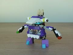 LEGO MIXELS TUTH VAKA WAKA MIX or MURP? Instructions Lego 41571 Lego 41553 (Totobricks) Tags: make mix lego howto instructions build medix munchos murp tuth series6 41571 series8 41553 mixels legomixels totobricks lego41553 vakawaka lego41571