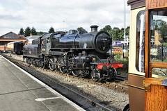 43106 (Ian Chpman) Tags: engine railway steam severn valley locomotive svr kidderminster 43106