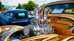 Gasser Power (Mark O'Grady - Proudly Serving Millions of Viewers) Tags: 2016 2016goodguysppgnationals carshow columbusohio goodguys mospeedimages outdoor vehicle willys willysoverland gasser goodguysppgnationals custompaint sweetride hotrod