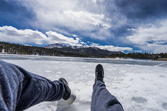 Pikes (takhawaja) Tags: city sky snow mountains art love nature clouds colorado exposure shoot outdoor sony picture houston first wideangle denver adventure holy explore capture hdr frozenlake carlzeiss a7ii sonyalpha hashtag a7rii