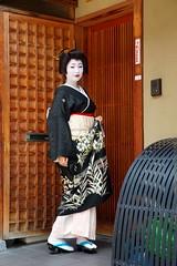 ( (nobuflickr) Tags: 20160801dsc04987     maiko  geiko    kyoto japan gionkouu