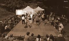 The Beat Circus live @Bernezzo - Festa degli Alpini - 6.08.2016