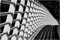 Ponte della Musica (Valter Q) Tags: ponte della musica pontedellamusica roma biancoenero architettura