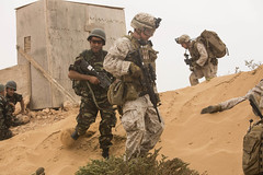 160712-M-AF202-110 (CNE CNA C6F) Tags: usmc marinecorps marines combatcamera comcam exercise 22meu meu marineexpeditionaryunit morocco africansealion usswasp usa moroccan