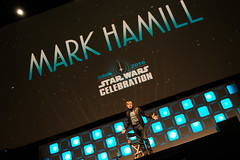 Mark Hamill - Star Wars Celebration London 2016 (CC Chapman) Tags: starwars starwarscelebration swcepics markhamill lukeskywalker swce london england unitedkingdom gb