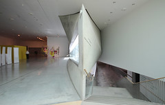 IMG_1030 (trevor.patt) Tags: cohen architecture museum telaviv israel lightfall ruled surface geometry concrete