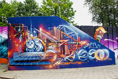 Tru Luv (Dutch_Chewbacca) Tags: graffiti berenkuil eindhoven rockcity art 040 noordbrabant netherlands dutch holland spray can colors canon dlsr sigma 23 july 2016 summer saturday weekend pretty street legal tru luv