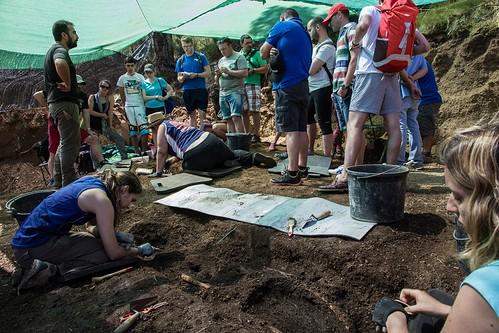 Exhumación en El Pando (León) (11)
