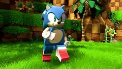 LEGO Dimensions SEGA Sonic (hello_bricks) Tags: lego dimensions legodimensions et gremlins gizmo marceline adventuretime sonic fantastic beasts fbawtft ateam agencetousrisques pack funpack storypack levelpack teampack videogame jeuvidéo hellobricks