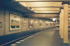 2 (lalessa) Tags: berlin ubahn subway underground film analog chinonce4