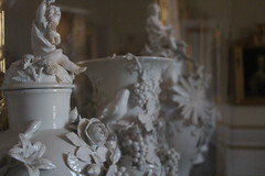 Drottingholms Slott (Erica Lowenkron) Tags: drottingholm stockholm sweden summerpalace drottingholms slott drottingholmsslott vase urn ceramic detail