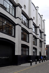 Sanderson's Wallpaper Factory (Phil Beard) Tags: chiswick london architecture industrialarchitecture factory voysey artsandcrafts