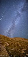 2016 Pleiades Meteor Shower (OJeffrey Photography) Tags: pleiades meteor shower pleiadesmeteorshower co 2016 milkyway starscape stars meteors mountevans colorado coloradorockymountains ojeffrey ojeffreyphotography jeffowens nikon d800
