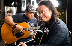 Akustikarat/Hunger Strikes Live at Cartel Coffee Shop (muhammadzaki9) Tags: bandarbarubangi selangor malaysia my sony sonya7ii sonyalpha sonnartfe2835 gig concert acoustic guitar live music kualalumpur zeiss guitarist