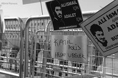 Ali smail Korkmaz Davas 3 ubat 2014 (aktivistkamera) Tags: aliismailkorkmaz katilpolis gezi eskiehir