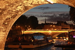 008333R (jeanmichel_lecoq) Tags: bridge night lights water seine paris city reflects dark contrast