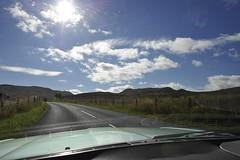Driving through the wonderful Scottish landscape (Pim Stouten) Tags: jag jaguar xj xj40 dunkeld