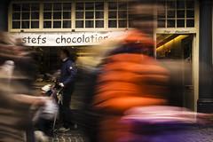 Chocolate shop (klic_ros) Tags: shop canon belgium chocolate ghost brugge tienda bruges belgica fantasma brujas canon600d