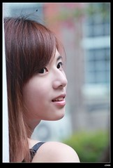 nEO_IMG__MG_5797 (c0466art) Tags: school light portrait cute nature girl beautiful face female canon campus nose eyes asia pretty outdoor quality gorgeous lovely charming pure nextdoor 5d2 c0466art