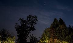 night sky (beczedaniel) Tags: sky nature night stars lights nikon europe hungary 1855mm magyar attempt hun magyarország amature d3200