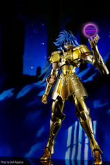 Gemini no Saga (@alvaro_tinho) Tags: anime ex saint toy photography gold action manga figure cloth masami myth bandai seiya tamashii kurumada