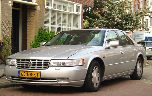 seville cadillac v8 caddy 46 sts cadillacsevillests cadillacseville sevillests sidecode6 65nbkt