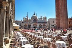 Piazza San Marco (StefanJurcaRomania) Tags: sf italien venice italy st square san italia mark platz marco venezia venedig venetia piata cattedrale veneto markusplatz catedrala marcu