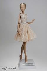 My dress for Popovy Doll (meg fashion doll) Tags: my dress for popovy doll