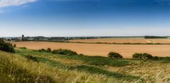 Waxham (Colin-47) Tags: snapshots coastline waxham norfolk dunes beach empty colin47 nikon nikond7200 sigma1750f28 july 2016 panorama