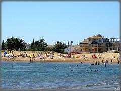 Isla Canela - Ayamonte (Huelva) (Spain) (sky_hlv) Tags: islacanela ayamonte huelva andaluca espaa spain europe costadelaluz oceanoatlntico atlanticocean playa beach praia summer verano holidays vacaciones resort