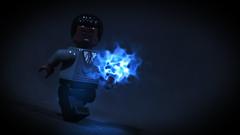 LEGO Dean Thomas (Geertos13) Tags: lego harry potter minifigure dean thomas gryffindor black army dumbledores custom seamus finnigan finn star wars