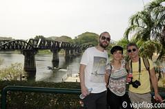 01 Viajefilos en Bangkok, Tailandia 222 (viajefilos) Tags: bea pablo tailandia kanchanaburi bauset viajefilos