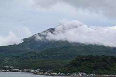 Sakurajima from a ferry (junjunohaoha) Tags: sakurajima japan kagoshima ferry nikon d5300