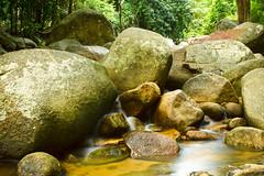 HIN LAT Waterfall     Koh Samui, Thailand (ernesto teruya) Tags: thailand kohsamui water stone nature