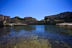 Phantom island, Pianosa (Antonio Cinotti ) Tags: nikond7100 nikon d7100 tuscany tscana pianosa isoladipianosa pianosaisland bay livorno arcipelagotoscano toscana italia italy sigma1020 acquadellelba