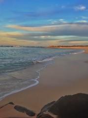 Pastellion Seas HSS (Betsie Nel) Tags: sunset color landscape soft pastel ipad sliderssunday
