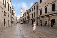 Dubrovnik (Ulrich J) Tags: street architecture cityscape croatia dubrovnik arkitektur kroatien byrum mennesker