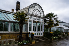 Birmingham Botanical Gardens on a very bleak day ! - March 2016 (I.T.P.) Tags: birmingham botanical gardens