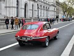 E-Type Jag - PMH98E (Waterford_Man) Tags: etype jag jaguar pmh98e car london