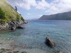 今日のシュノーケリングポイント (lulun & kame) Tags: アメリカ大陸 snorkeling scottshead america dominica シュノーケリング スコッツヘッド ドミニカ