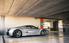 LaFerrari. (Alex Penfold) Tags: ferrari laferrari laf supercars supercar super car cars autos alex penfold 2016 silver cavalcade