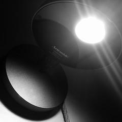 The light (Gigiadev) Tags: blackandwhite light artemide lamp
