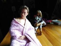 Finnik is coming (Busia Slonson) Tags: finnik dolls dollphoto doll ken mattel mattelman