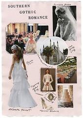 Dream Wedding Inspir (alaridesign) Tags: dream wedding inspiration a southern gothic romance