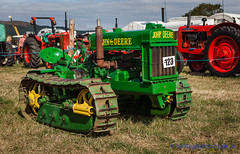 IMG_3056_Welland Steam & Country Rally 2016 (GRAHAM CHRIMES) Tags: wellandsteamcountryrally2016 wellandsteamrally 2016 wellandsteamrally2016 wellandrally welland countryshow traction transport tractionengine tractionenginerally steamrally steamfair showground show steamengine steamenginerally heritage historic vintage vehicle vehicles vintageshow vintagevehiclerally photography photos preservation wwwheritagephotoscouk wellandrally2016 johndeere linderman crawler 1944
