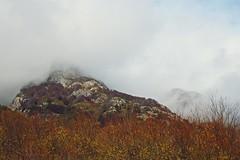 el sonido ensordecedor del silencio (Alita Garca) Tags: landscape paisajes montaas atmosfera bruma neuquen