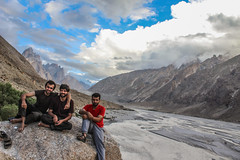 Camp II - Paiju (Muhammad Hassan Jan Yousafzai) Tags: khyber kmc k2 karakorams karakoram skardu askole paiju jhula khorbotse baltoro baltistan pakistan glaciers 3rd pole