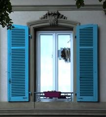 Scratch-a-View (Dan Daniels) Tags: windows views people audand alsace nikon mulhousealsacefr france oldarchitecture shutters mysteries